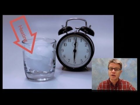 Energy Changing Processes: In this video Paul Andersen explains how energy can enter and leave a system. The amount of energy a substance can receive through heating or lose through cooling is measured using the specific heat capacity. Phase changing energy from solid to liquid is known as the enthalpy of fusion and phase-changing energy from a liquid to a gas is known as the enthalpy of vaporization. The energy leaving or entering a chemical reaction is the enthalpy of reaction.