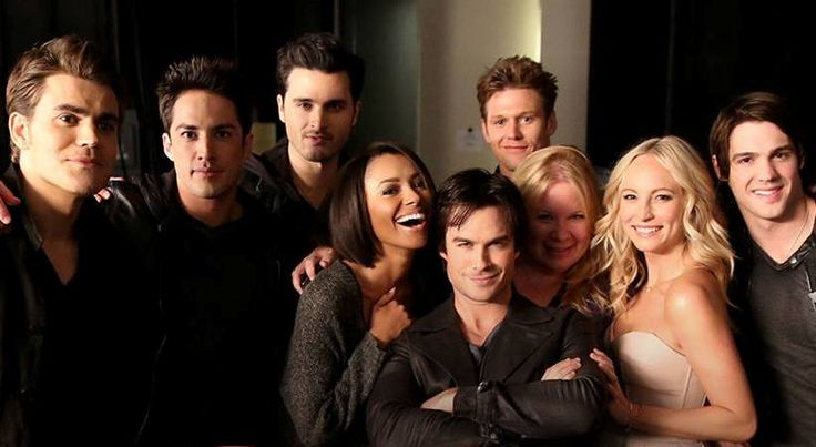 The Vampire Diaries Season 6 Cast - #traffic-club