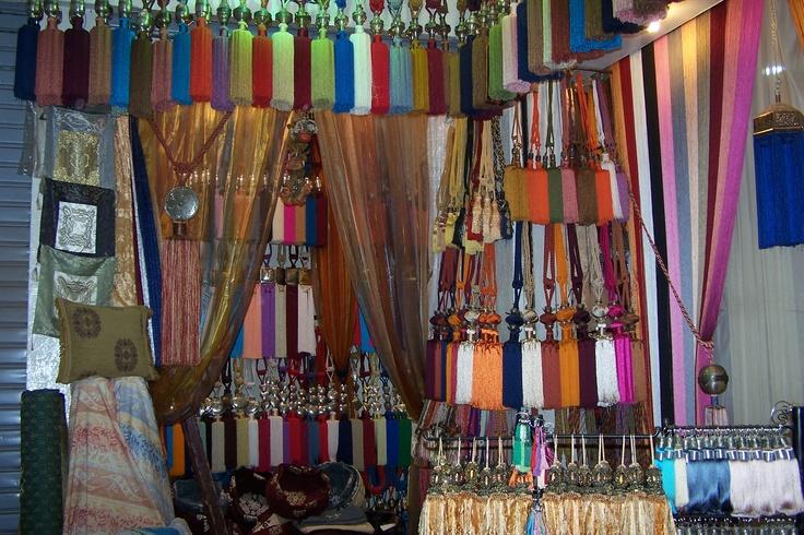 Soukhs in Marrakesh  http://www.vivamundo-reisen.de/Afrika/Marokko/
