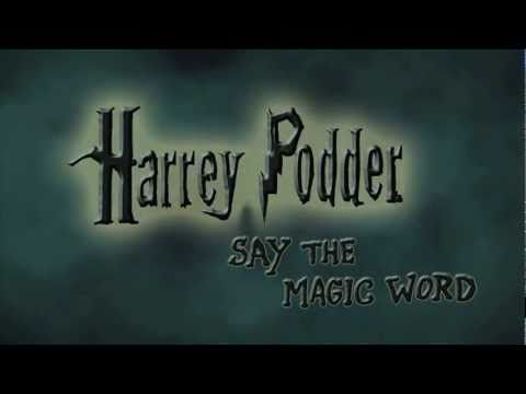 LOVE THIS!! A Dreamworks animator shows what would happen in Harry Potter's world if the spells didn't go as planned. Prepare to die of laughter.