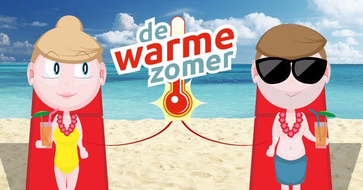 Op vakantie gaan, genieten van het mooie weer,... de zomer is een leuke periode! Maar die volle agenda maakt het moeilijker om bloed geven in te plannen. Daarom roept Rode Kruis-Vlaanderen jou op om NU al een afspraak te maken om bloed te geven.
