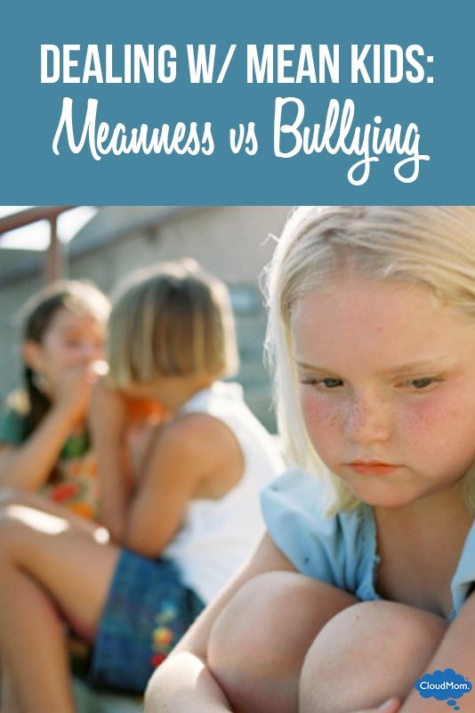 Is your child dealing with bullies? Here are some tips on how to deal with the mean kids at school as a parent.