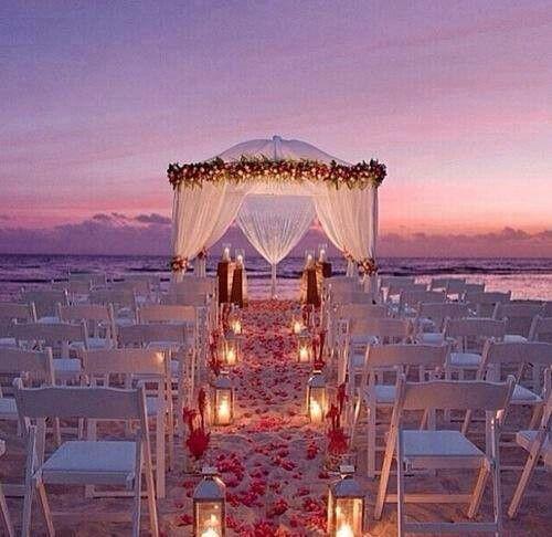 Casamento  dos sonhos na praia