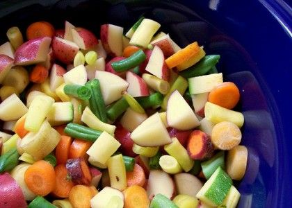Stone soup story and recipe