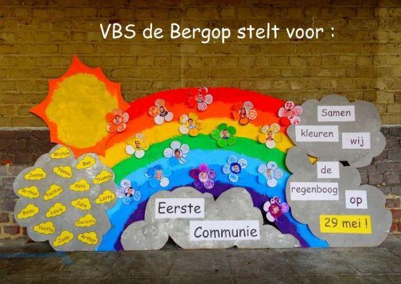 Regenboog thema