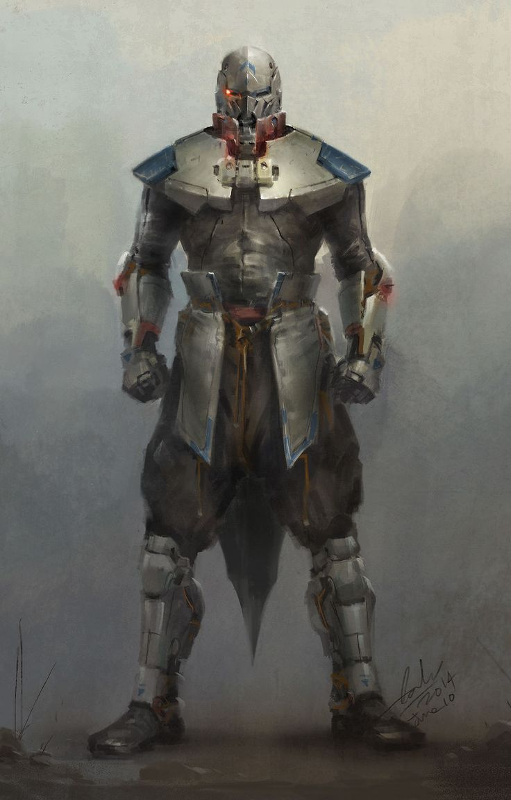 Vocom, a member of the Knights of Terradon.