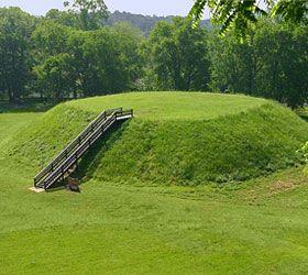 Etowah Indian Mounds- Cartersville, GA