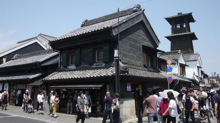 Take a step back in time and discover what life was like in old Tokyo more than a century ago. Kawagoe is a small town in Saitama Prefecture that makes a great day trip from the hustle and bustle of modern day Tokyo.