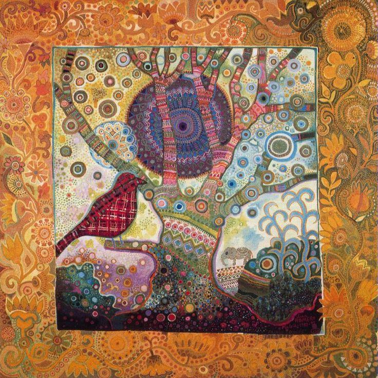 1Bird Paintings, Love Art, Artists, Juan Camilo, Birds Painting, So Sweets, Trees, Juan Romero, Frames Art