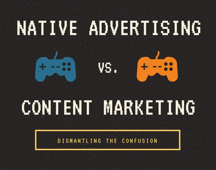Many in the advertising industry are confused by the difference between native advertising and content marketing. Here's the full breakdown.
