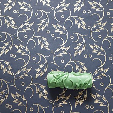 Soft pattern paint roller - no. 1608