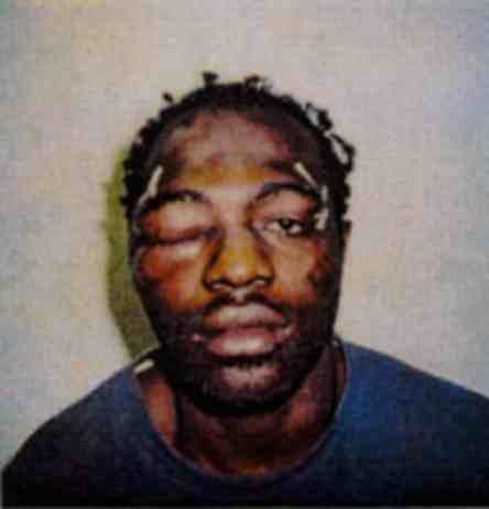 Rodney King (April 2, 1965 – June 17, 2012) - Police Beating led to LA Riots