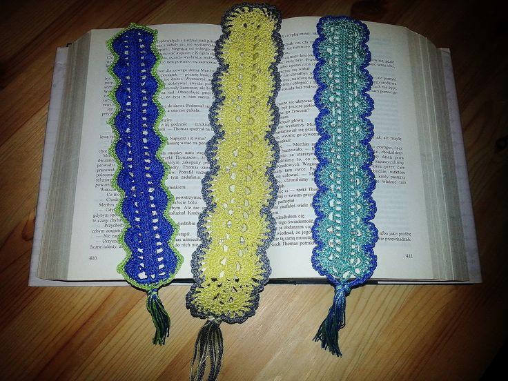 Bookmarks, zakładki