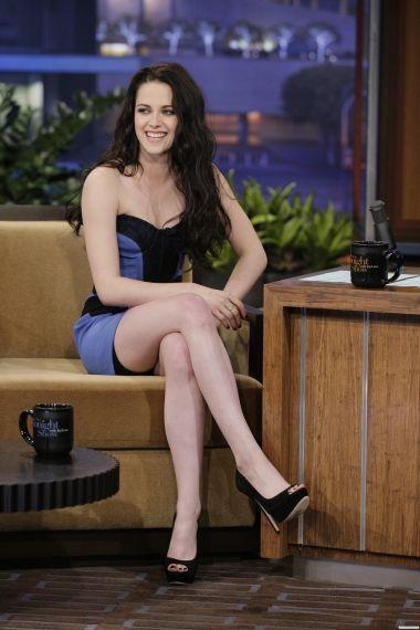 Kristen Stewart & Her Legs list
