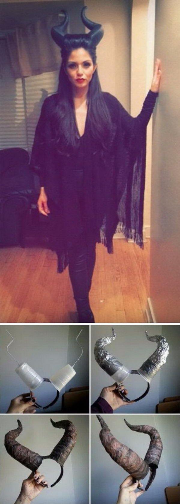 35+ Creative DIY Halloween Costumes for Women