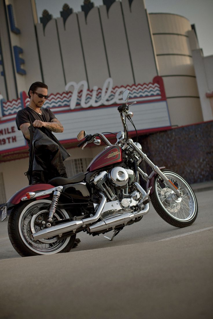 Hd sportster seventy two authentic 70s chopper attitude meets modern power and premium h d