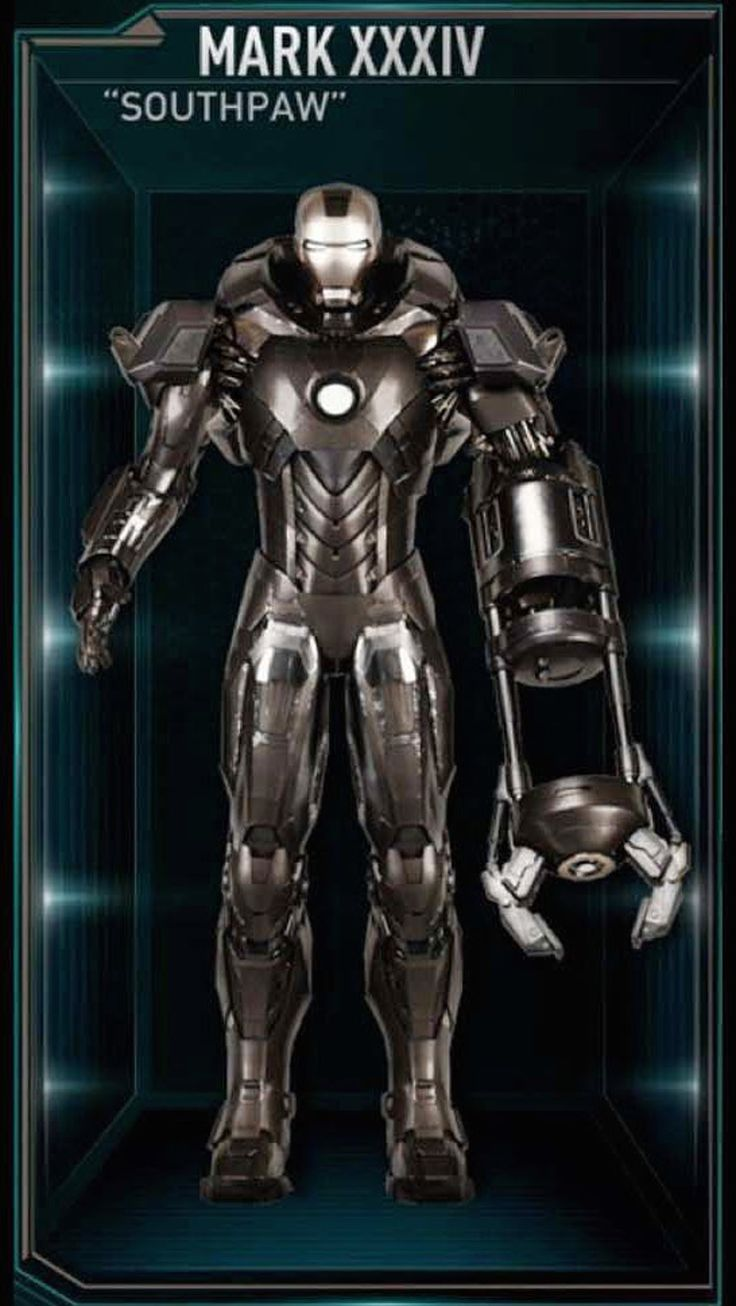 43 best Iron Man Armor images on Pinterest | Iron man ...
