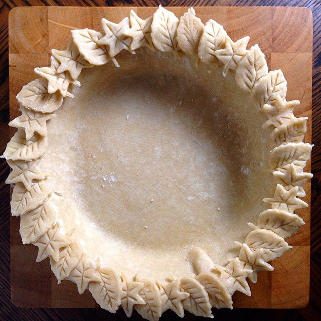 Pie is in the air... Pate Brisee. Pie Dough...Crust. I love Ina Garten's recipe. She uses a little…