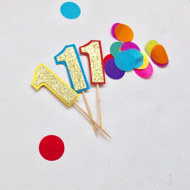 #partytime 2 to get to today if we can  wish me luck ✨. . . . #party #happybirthday #1 #firstbirthday #rainbowparty #caketopper #cupcaketopper #cakesmash #mpsandtsc #uniquepartygifts #smallbusiness #kidsinteriors #childrensinteriors #kidsparty #childrensroom #playroomdecor #handcrafted #nurseryinspo #partystyling #personalised #customorder #homedecor #nurserydecor #partydecor #kidsroom #wallart #playroom #kidsroom #rainbowconfetti