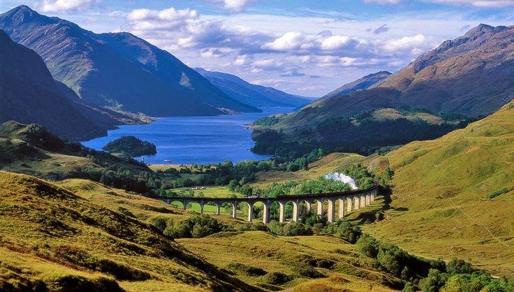 9 das mais belas viagens de trem do mundo | Blog Planeta Ótimo