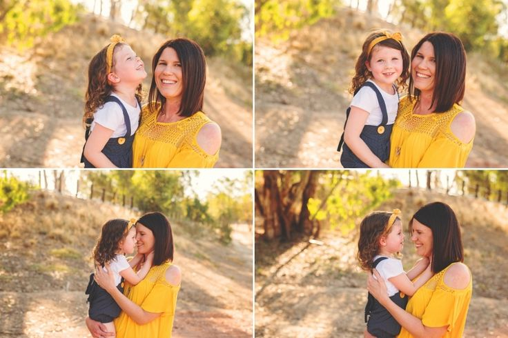 Colourful and natural family photography by Australian photographer Elise Gow.