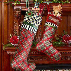 Stockings & Stocking Hooks
