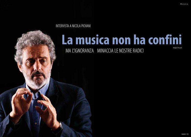 Intervista al compositore premio Oscar Nicola Piovani