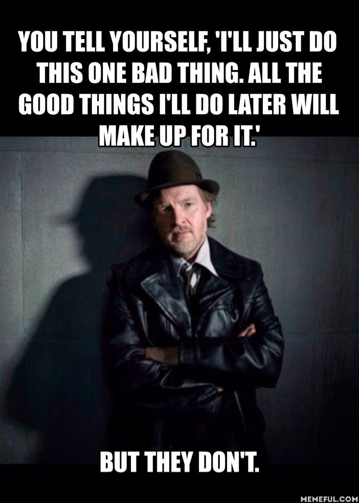 Harvey Bullock's hidden pain as revealed in #Gotham