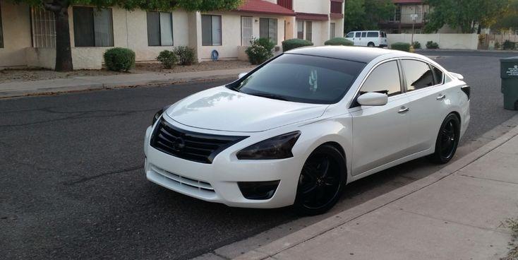 Custom Grey Nissan Altima Google Search Nissan Altima Custom