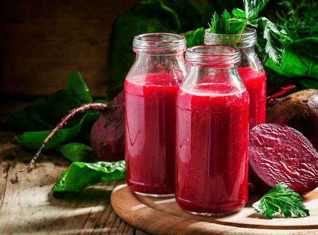Nitraatrijke groenten verlagen bloeddruk