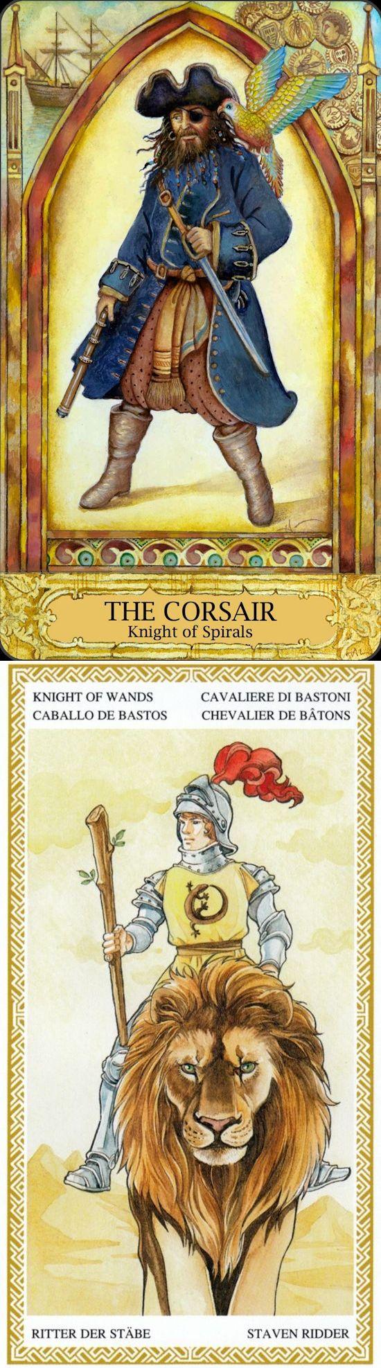 chevalier et camelot