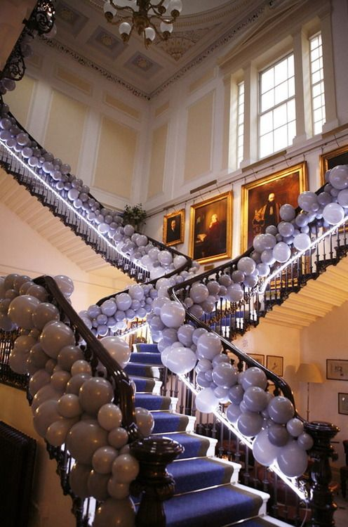 Best 25 prom decor ideas on pinterest prom themes diy wedding balloon decorating ideas thatll take your wedding to new heights junglespirit Images