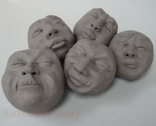 25 best ideas about clay faces on pinterest clay dolls for Easy clay ideas