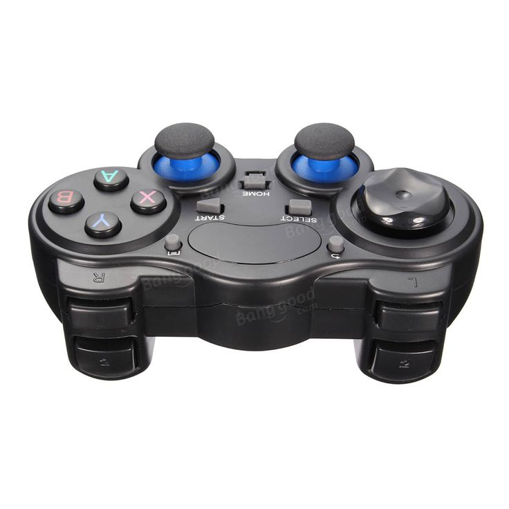 2.4GHz Wireless Game Controller Gamepad Joystick For Android TV Box PC Sale - Banggood.com