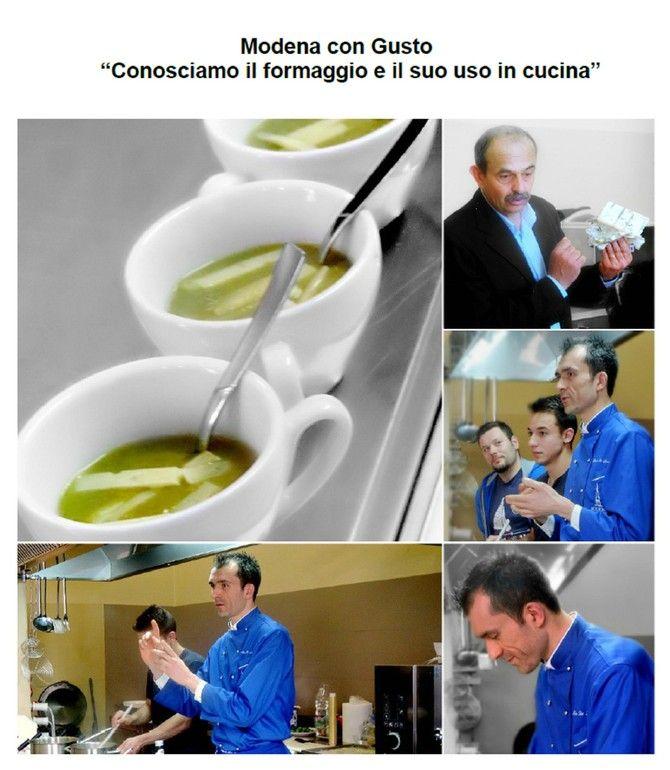 """NEWS - Benvenuti su ristonewstime! Su www.ristonewstime.it il reportage firmato da Rosa Cinque """"Modena con Gusto. Conosciamo il formaggio e il suo utilizzo in cucina""""."""