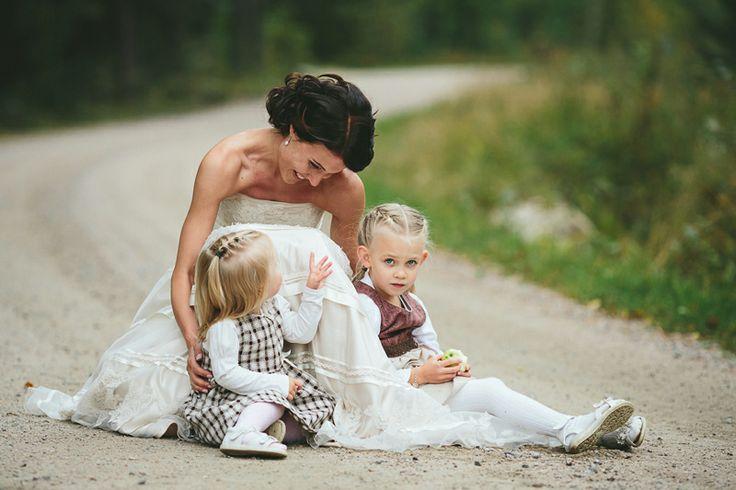 Maiju & Miika Wedding day story | Tuomas Mikkonen