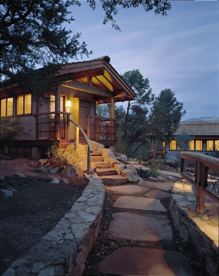 IF WE HAVE TO GO TO NEW MEXICO :/ then i pick: Ten Thousand Waves Spa, New Mexico ... Best spa experience