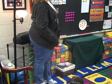 High Scope Preschool Circle Time- review of days schedule