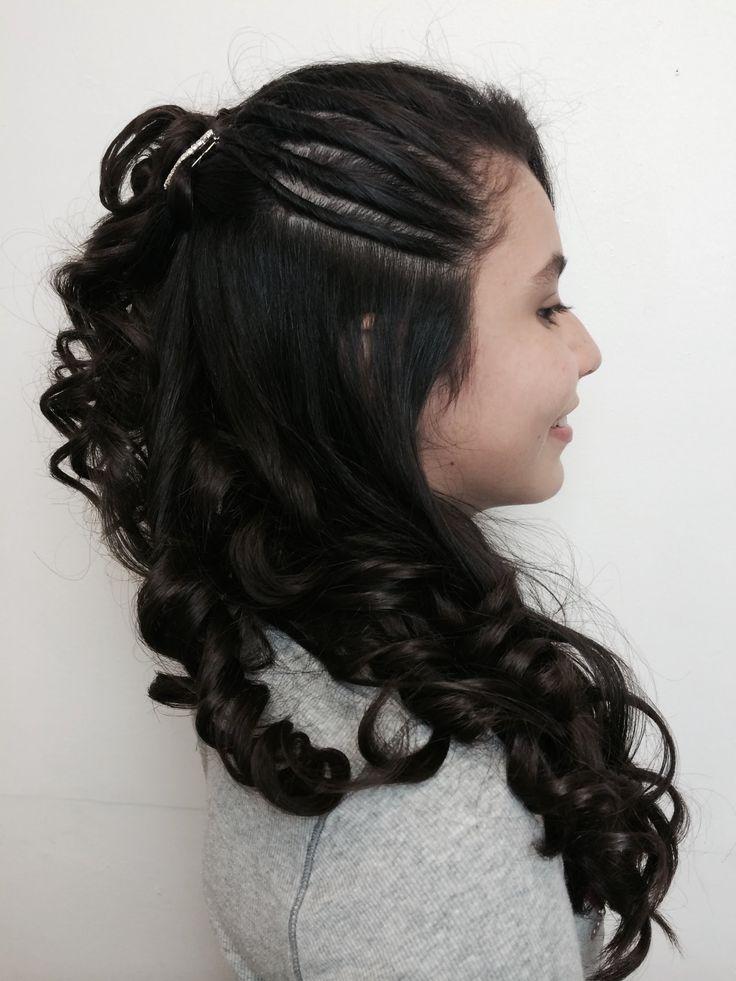 325 best images about peinados p ni as videos on - Peinados de ninas ...