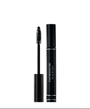 Diorshow Blackout Mascara is the best.  The brush is big enough to coat all the lashes, but small enough not to make a mess.  The color is also unparalleled, giving a false lash effect without all the glue and work.