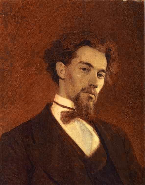 Ο καλλιτέχνης Konstantin Savitsky. 1871