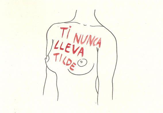 ilustraciones ortografia porno ti.Sabina Urraca aka Sopapo