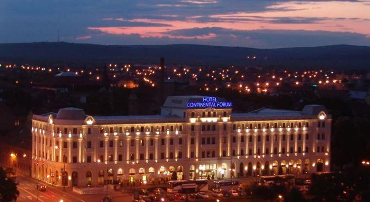 Hotel Continental Forum, Sibiu, Romania