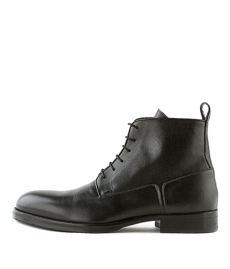 MORANDI-Stiefelette-4370-Men-Schwarz-Rossi&Co #morandi #madeinitaly # · Mens  Fashion ShoesBoots For MenShoes OutletBlack BootsBoyfriendOnline ShoppingShoe  ...