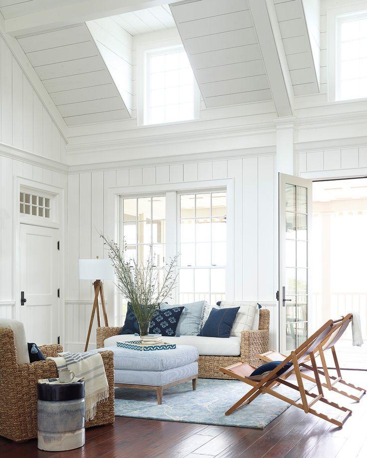 Brompton Floor Lamp Beach House Interior Beach House Decor