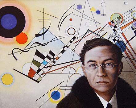 Wassily Kandinsky 1967 | self-portrait | Pinterest | The ...