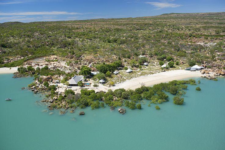 Kimberley Coastal Camp