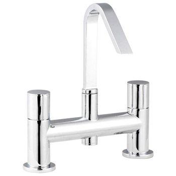 Ultra Minimalist Ecco Swivel Spout Bath Filler - MIN313-ECC399