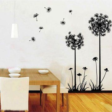 Dandelion Wall Sticker Living Room Home Decoration Car Decor Creative Decal DIY Mural Wall Art //Price: $5.78 & FREE Shipping //     #wallstickerforbedroom #wallstickerforlivingroom #wallstickerforkids #wallstickerforkitchen #3Dwallsticker #removeablewallsticker #treewallsticker ##3wallstickers#3dbutterflywallstickers #3dmirrorwallstickers #3dwallsticker #3dwallstickermalaysia #3dwallstickers #3dwallstickersamazon #3dwallstickersaustralia #3dwallstickersbeach #3dwallstickersebay…