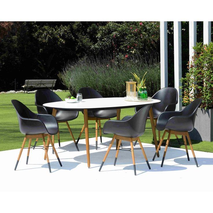gartentisch st tropez 105x190 wei jutlandia danish furniture garten m bel und gartentisch. Black Bedroom Furniture Sets. Home Design Ideas